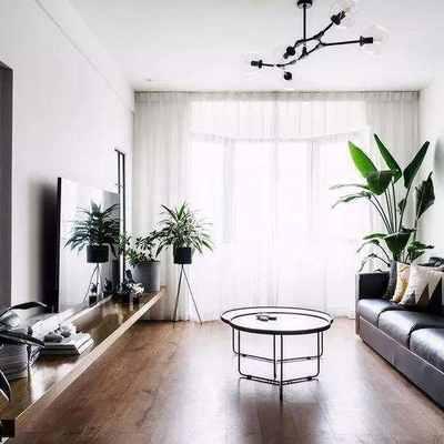 把家设计这样舒适、貌美、适用