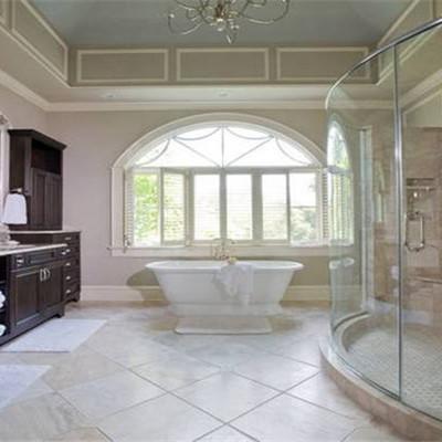 东莞房子装修中要设计卫浴的来看看吧