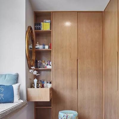 给大家分享几种卧室装饰衣柜的方法