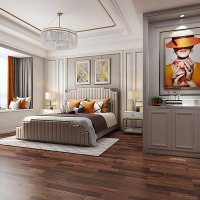 卧室掌握这些装修小技巧,温馨又舒适!