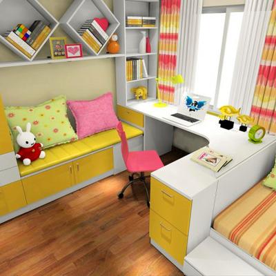 儿童书房怎么设计更利于学习?