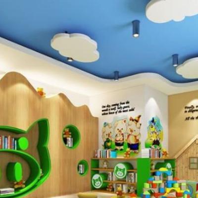 家装公司对于早教中心的雷火电竞平台建议