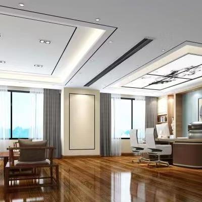 东莞雷火电竞平台公司设计深圳李总办公室